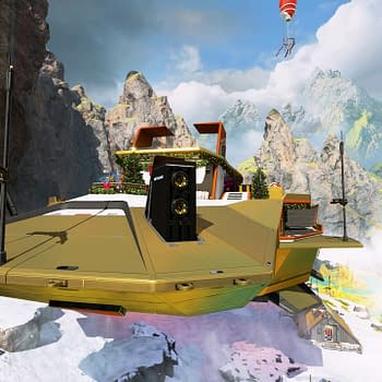 """""""Apex Legends"""" Players Celebrated The New Year On The Mirage Voyage"""