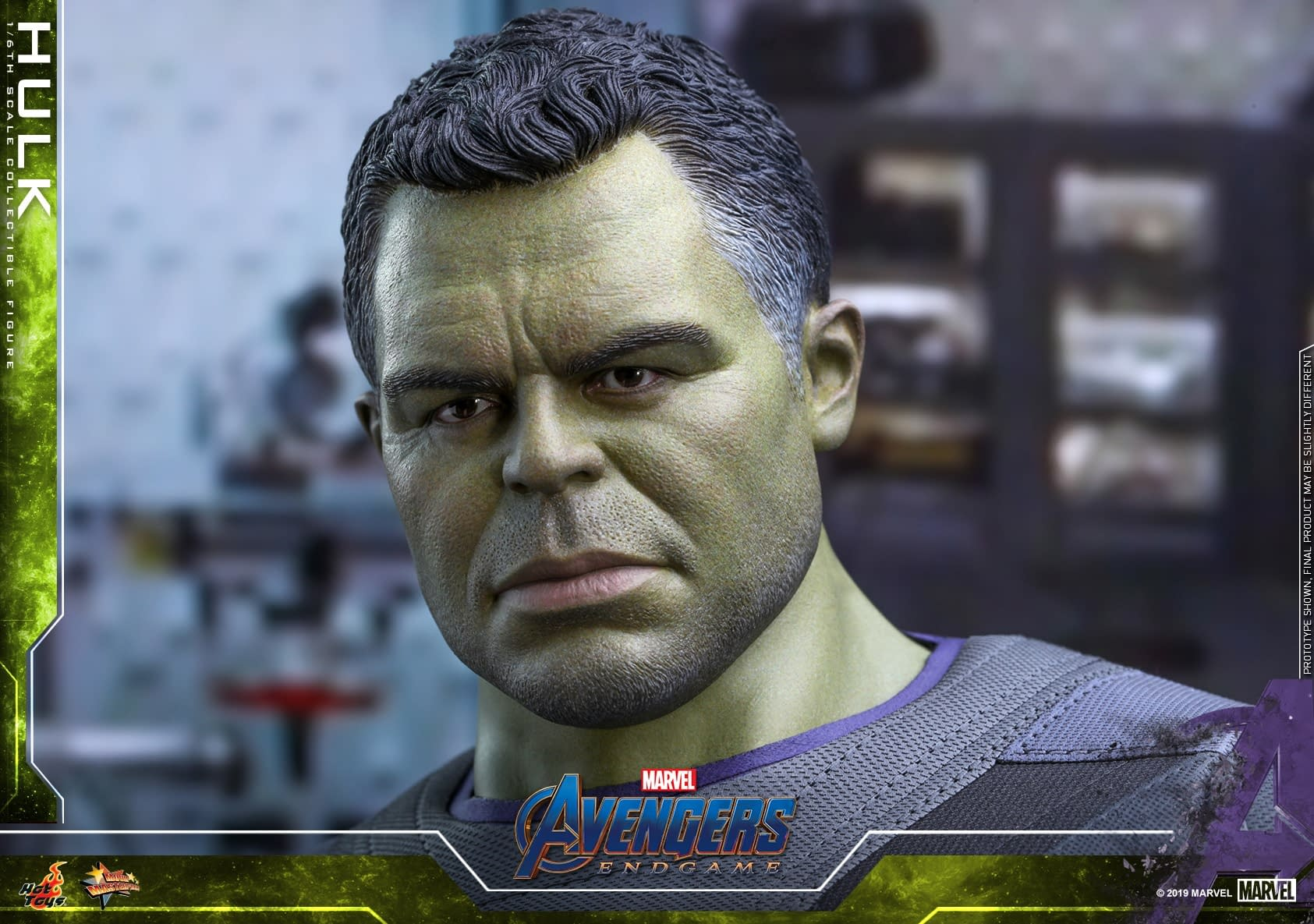 Hulk Is Ready to Change the World with New Hot Toys Figure