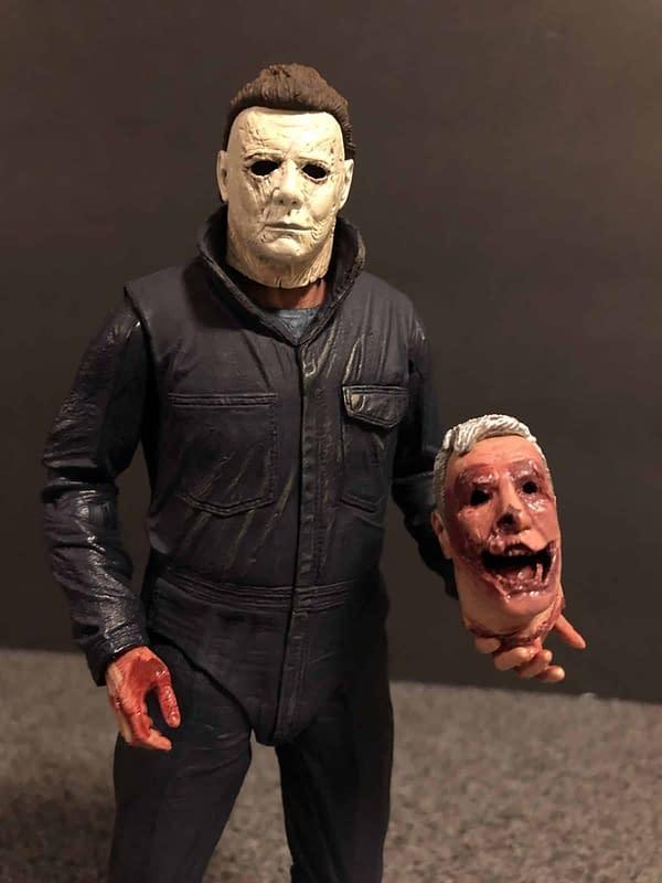 NECA Halloween 2018 Michael Myers 6