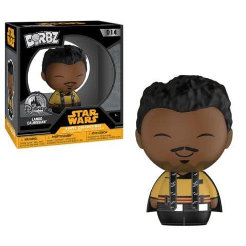 Funko Solo Dorbz Lando