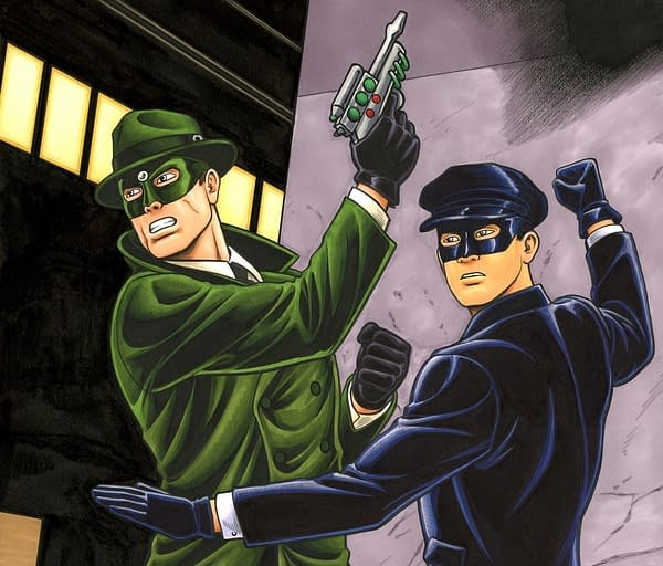 A new Green Hornet and Kato film is n the way from Universal Pictures.