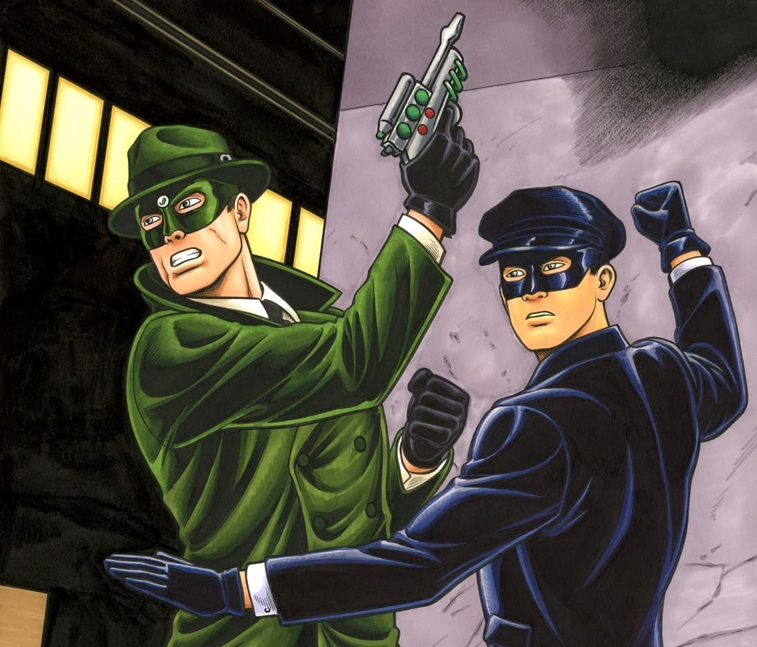 New Green Hornet Film Coming From Universal And Amasia ...