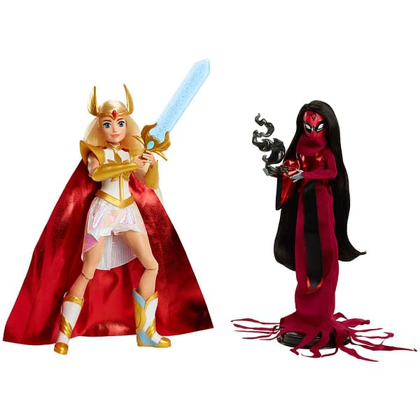 SDCC 2019 Mattel Exclusives: Batman, She-Ra, MOTU, and More!