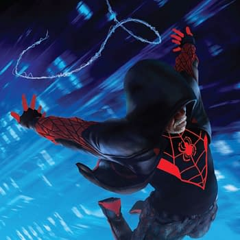 Miles Morales: The End #1 [Preview]