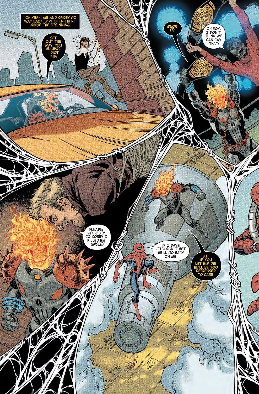 The Spider-Man/Venom Slashfic We Need in Cosmic Ghost Rider Destroys Marvel History #2