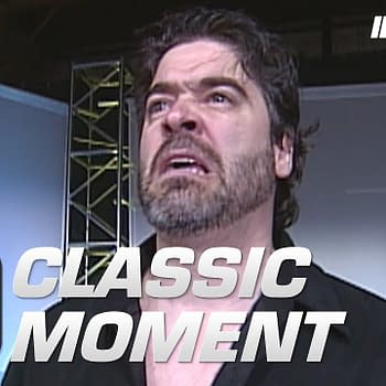 Vince Russo Destroys the Set WITH AN AXE! (NWA-TNA PPV #26) | Classic IMPACT Wrestling Moments