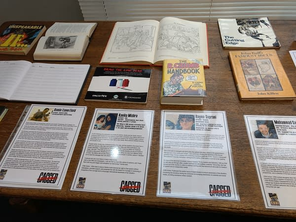 A Look At London's Gagged Exhibition Of Politically Repressed Cartoons And Cartoonists