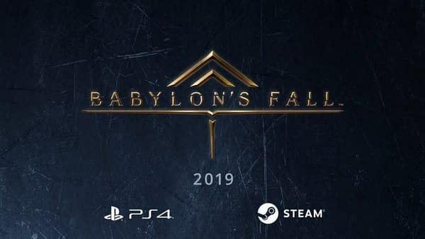 Babylon's Fall Logo