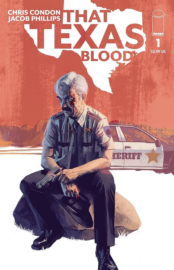 That Texas Blood #1 Cover A