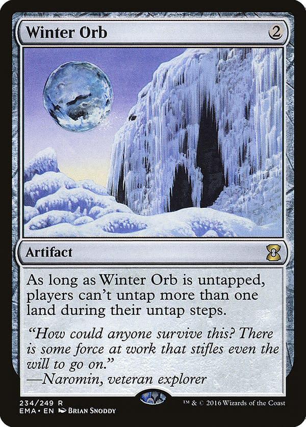 """Ojutai, Soul of Winter"" Deck Tech - ""Magic: The Gathering"""
