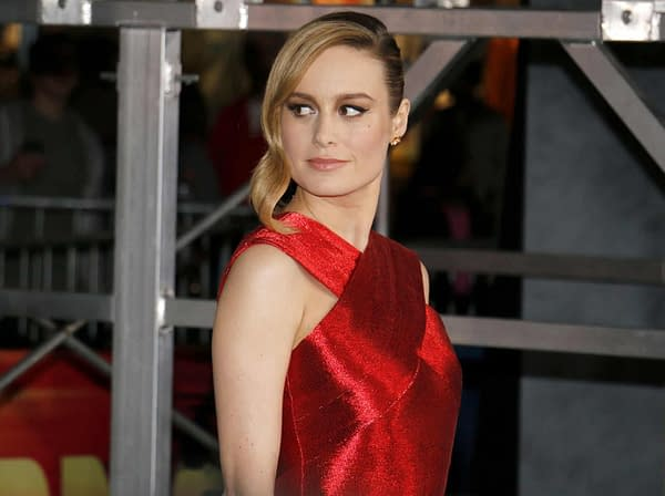 Brie Larson Reportedly has a 7 Picture Captain Marvel Deal
