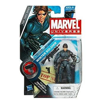 Marvel Universe Winter Soldier Hasbro