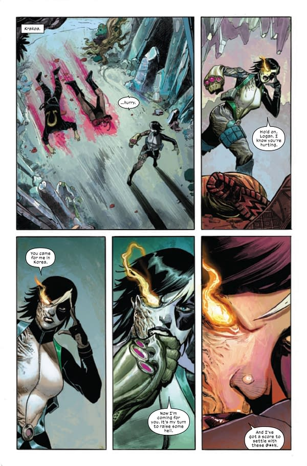 X-Force #5 Preview