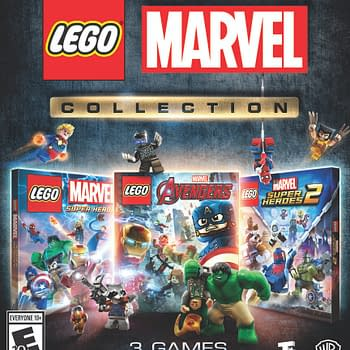 WBIE and TT Games Announce LEGO Marvel Collection