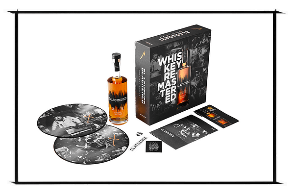 Metallica Releases Batch 100 Box Set of Their Blackened Whiskey