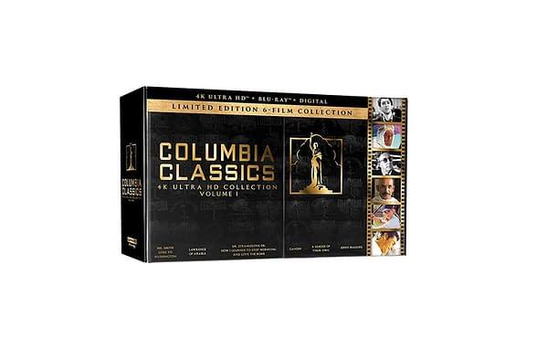 Columbia Classics Box Set 1