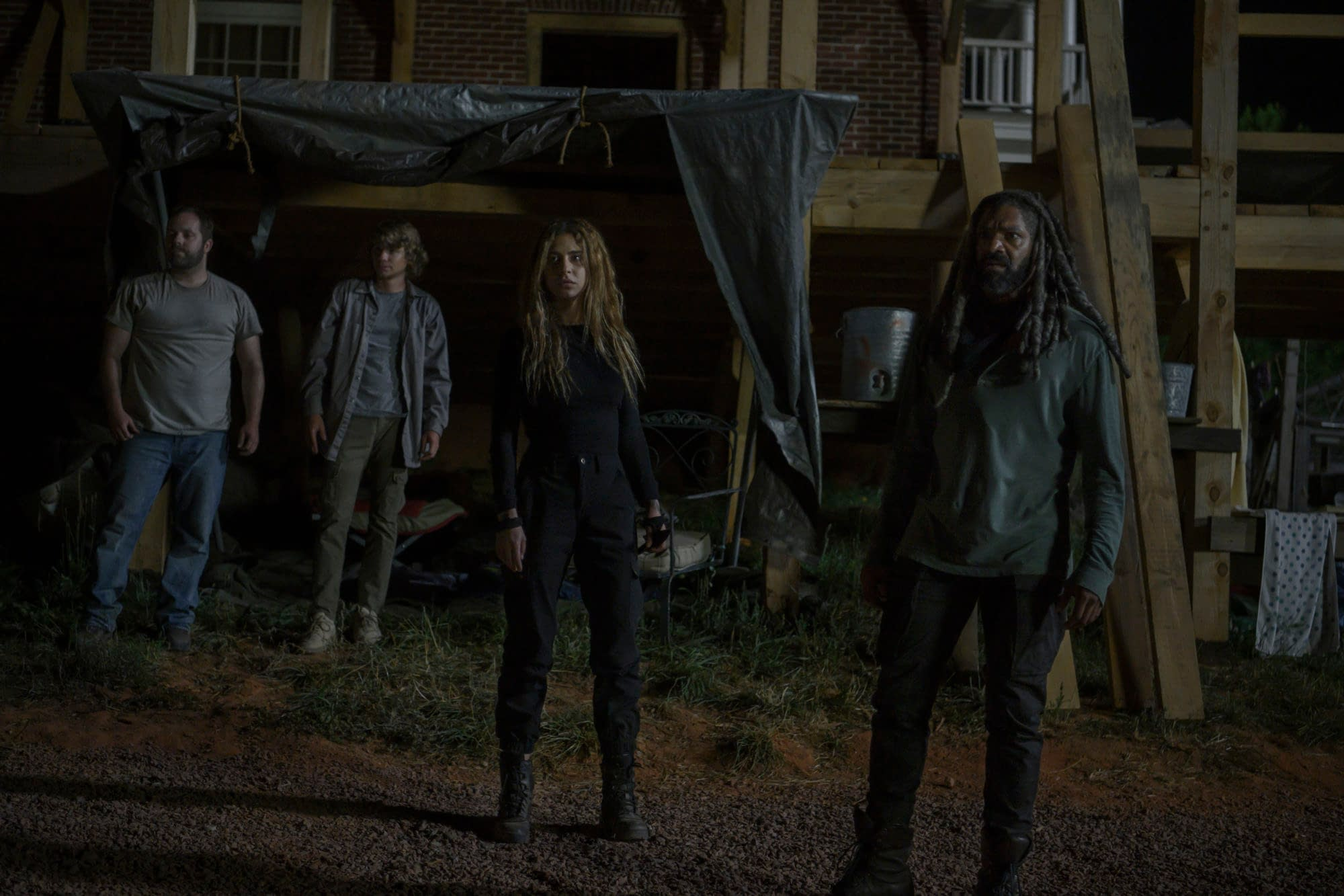 """The Walking Dead"" Season 10 ""Silence the Whisperers"": Michonne, Judith & Handling Bullies [PREVIEW]"