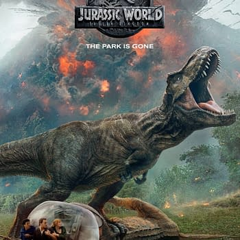 Jurassic Park: Fallen Kingdom Review &#8211 Well at Least it Has Dinosaurs