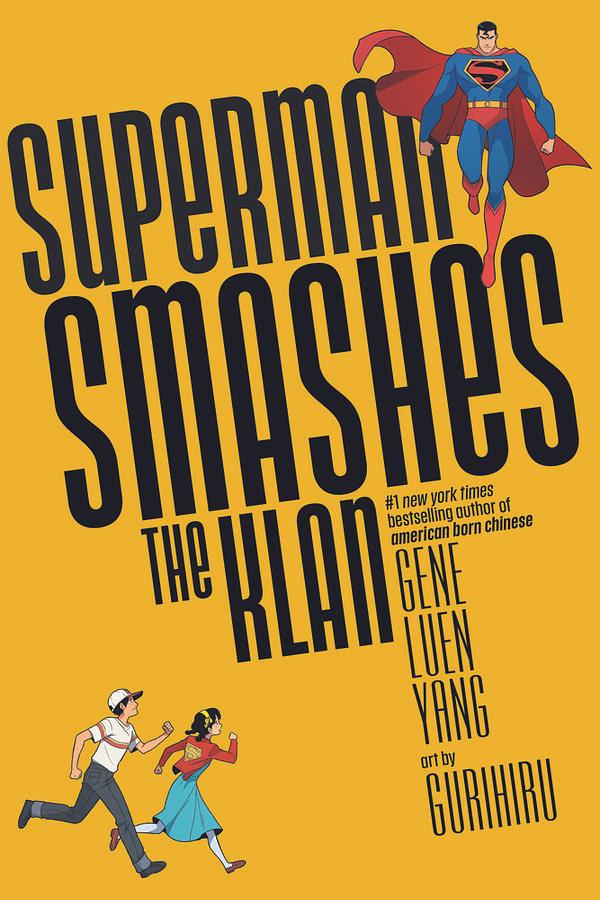 Superman Smashes the Klan de DC Comics.