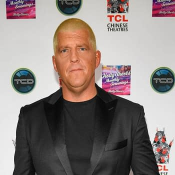 "Dustin Rhodes attends ""Copper Bill"" Los Angeles Premiere at TCL Chinese Theater, CA on January 30th, 2020. Editorial credit: Eugene Powers / Shutterstock.com"