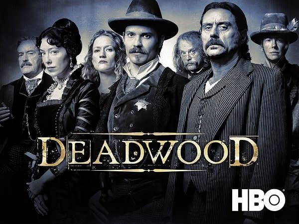 Deadwood(Amazon Prime)