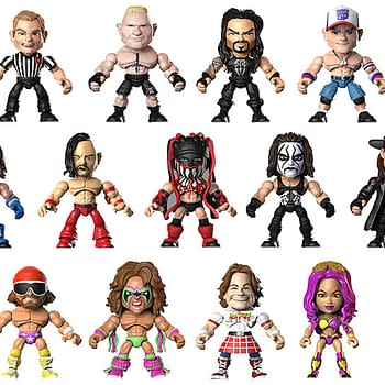 WWE Horror Vinyl Figures Coming This Summer from The Loyal Subjects