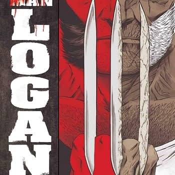 Hot Wolverine on Wolverine Action in Aprils Dead Man Logan #6