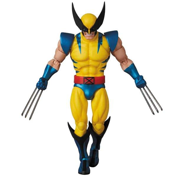MAFEX Wolverine 5