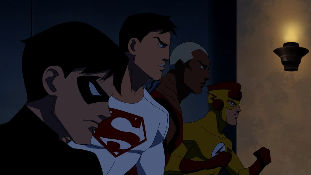Young Justice Season 1 Episode 2