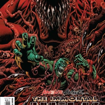 Absolute Carnage: Immortal Hulk #1 [Preview]