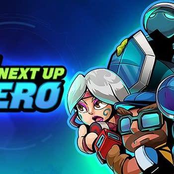 Next Up Hero logo