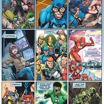 DC Comics' Missing FCBD Story Appears in Flash Forward TPB