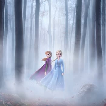 """""""Frozen 2"""": Check Out the New Poster, New Trailer Tomorrow"""