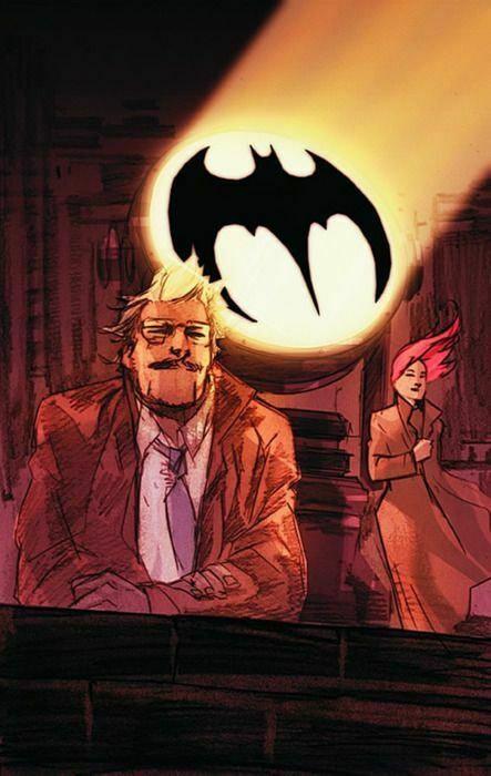 Le Bat-Signal, la balise lumineuse de Gotham qui invoque Batman dans son heure de besoin.