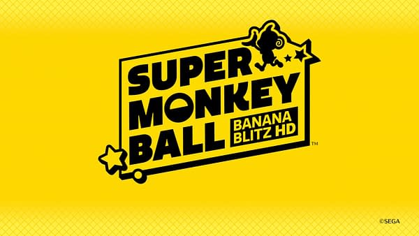 """Super Monkey Ball: Banana Blitz HD"" Is Coming This October"