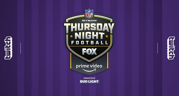 Twitch and Prime Video Partner With the NFL for Interactive Football