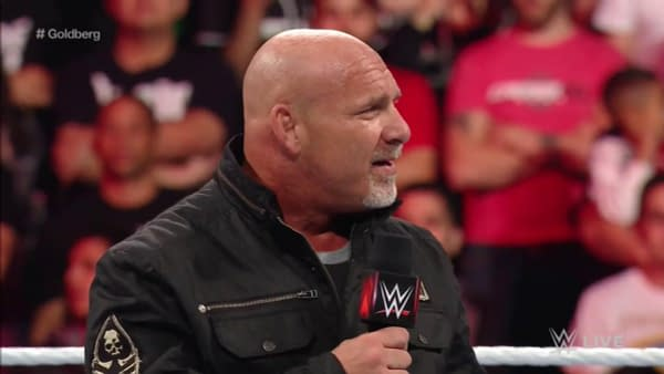 Dolph Ziggler to Wrestle Goldberg, Not Shawn Michaels, at WWE SummerSlam