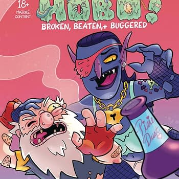 Second Printings For Decorum #2 Murder Hobo It Eats What Feeds It