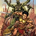 Exclusive First Look At John Carter: Warlord Of Mars