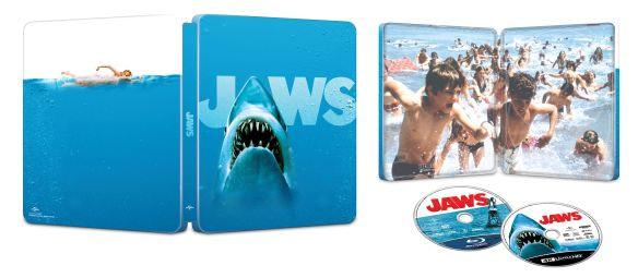 Jaws sortira sur Blu-ray 4K en juin.