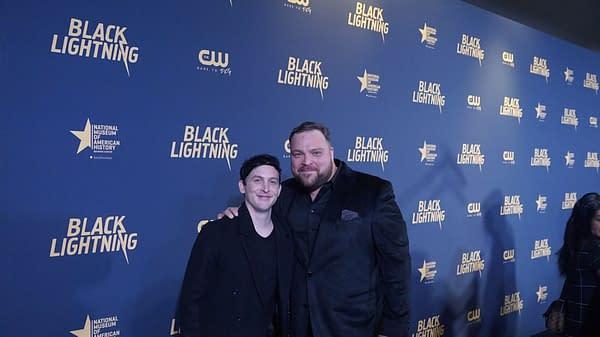 Black Lightning World Premiere – from the Black Carpet! [Photos]