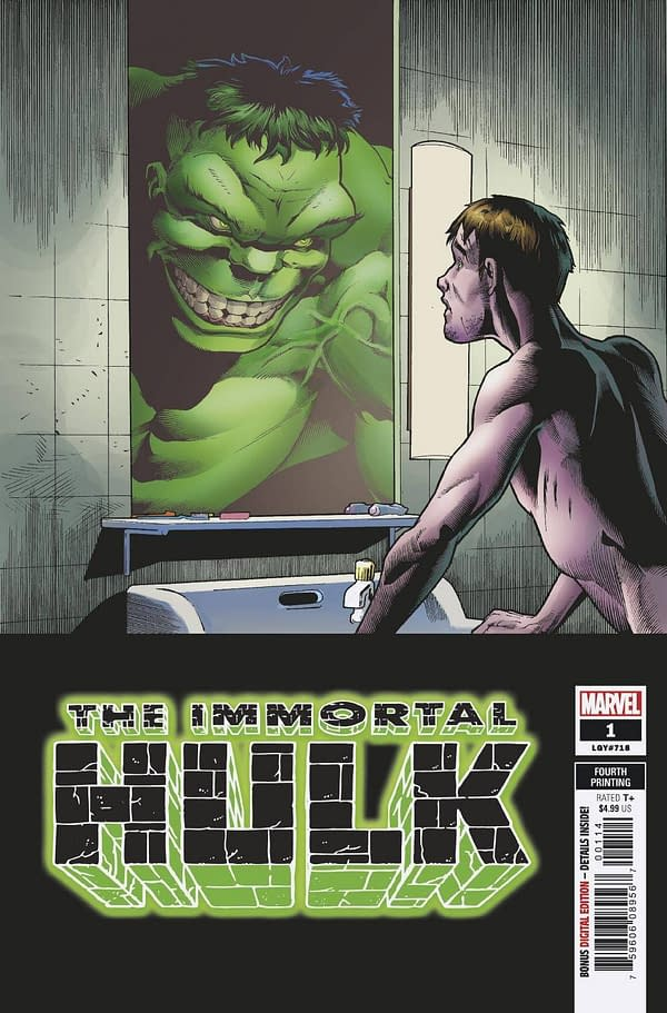War Of The Realms #2 Already Gone to 2nd Print, Immortal Hulk Gets 4 Print-Runs and More