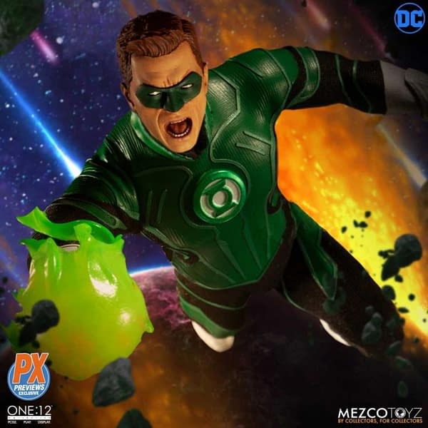 One 12 Collective Previews Exclusive Green Lantern Hal Jordan 4