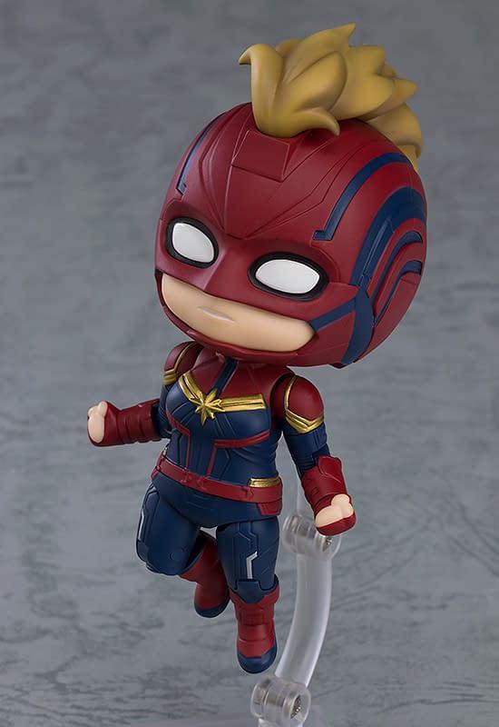 Good Smile Company Captain Marvel Nendoroid