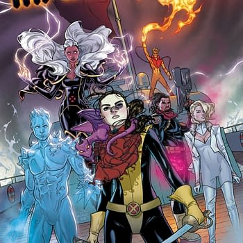 Marvel Didnt Support Sina Grace on Iceman But the Line-Up of Marauders Looks a Lot Like It