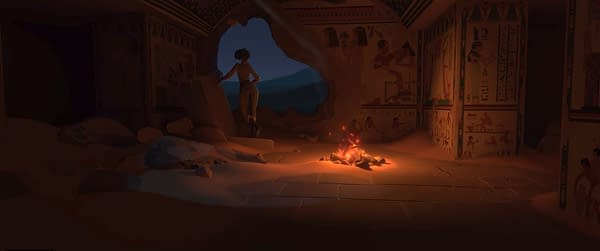 In The Valley of Gods is the Newest Game From the Firewatch Team, and it Looks Stellar