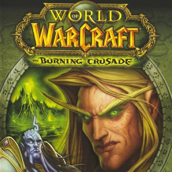 World Of Warcraft Burning Crusade Art