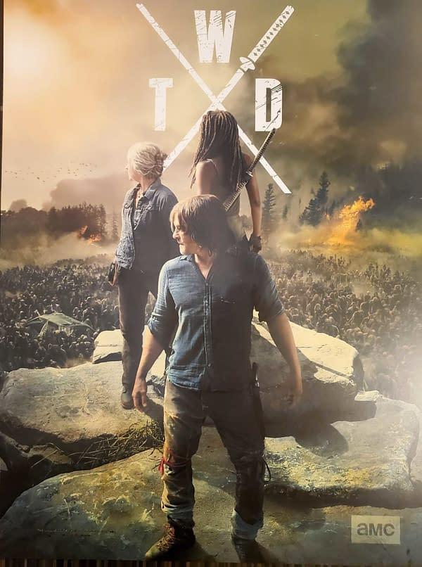 """""""The Walking Dead"""":"""