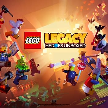 """""""LEGO Legacy: Heroes Unboxed"""" Pre-Registration Opens"""