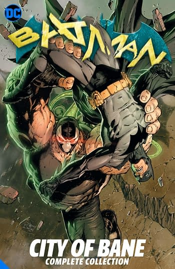 Omnibus, Deluxe and More Big Books From DC Comics